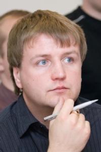 MISA elukestva õppe üksuse juht Eduard Odinets. Foto: Erakogu